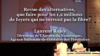 Laurent Rojey, Directeur de l'Agence du Numérique, Agence Nationale de Cohésion des Territoires à RuraliTIC 2020 @MTN_cote #Ruralitic2020 @ANCTerritoires @lrojey