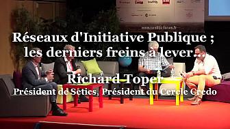 Richard Toper, Président de Setics, Président du Cercle Credo à RuraliTIC 2020 @rt1953 @SETICS @CercleCredo @MTN_cote #Ruralitic2020 @cantalauvergne