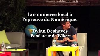 Dylan Deshayes, Fondateur de Wiker à RuraliTIC 2020 @wikerfr @MTN_cote #Ruralitic2020 @cantalauvergne