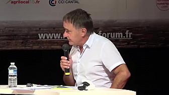 Guy Clua, Président de l'association des Maires ruraux du Lot-et-Garonne à RuraliTIC 2020 @Maires_Ruraux @MTN_cote #Ruralitic2020 @cantalauvergne