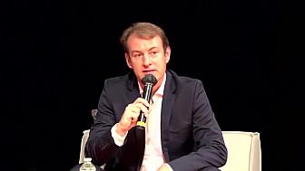 Olivier Dondain, Délégué régional Auvergne, Orangeà Ruralitic 2020 #Ruralitic2020 @MTN_cote @ODondain @OrangeAuRA @Orange @cantalauvergne
