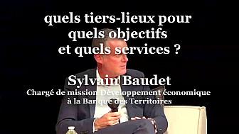 Sylvain Baudet, Chargé de mission Développement économique à la Banque des Territoires à Ruralitic 2020 @cantalauvergne @auvergnerhalpes @MTN_cote  #Ruralitic2020 @brunofaure @BanqueDesTerr