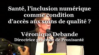 Véronique Debande, Directrice générale de Proxisanté. à Ruralitic 2020 @cantalauvergne @juliette_jarry @auvergnerhalpes @MTN_cote  #Ruralitic2020 @brunofaure @proxisante33
