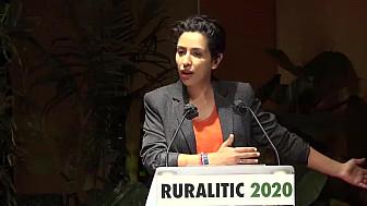 Allocution de clôture de RuraliTIC 2020 avec Sarah el Haïry, secrétaire d'État chargée de la Jeunesse @cantalauvergne @auvergnerhalpes @MTN_cote #Ruralitic2020 @brunofaure @sarahelhairy