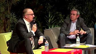 Eric Vincent, Directeur commercial régional Auvergne-Rhône-Alpes de La Poste à Ruralitic 2020 @cantalauvergne @auvergnerhalpes @Docapost @GroupeLaPoste