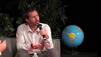 Jeunesse : Frédéric Naulet, Directeur Régional Auvergne-Rhône-Alpes d'Unis Cité à Ruralitic 2020  @cantalauvergne @MTN_cote @UnisCiteAuRA @auvergnerhalpes