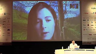 Jennifer Elbaz, Directrice du développement de BrainPop France à Ruralitic 2020 @cantalauvergne @auvergnerhalpes @MTN_cote  @BrainPOPFrance #JennyferElbaz
