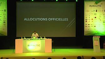RURALITIC 2019: 'ALLOCUTIONS OFFICIELLES'