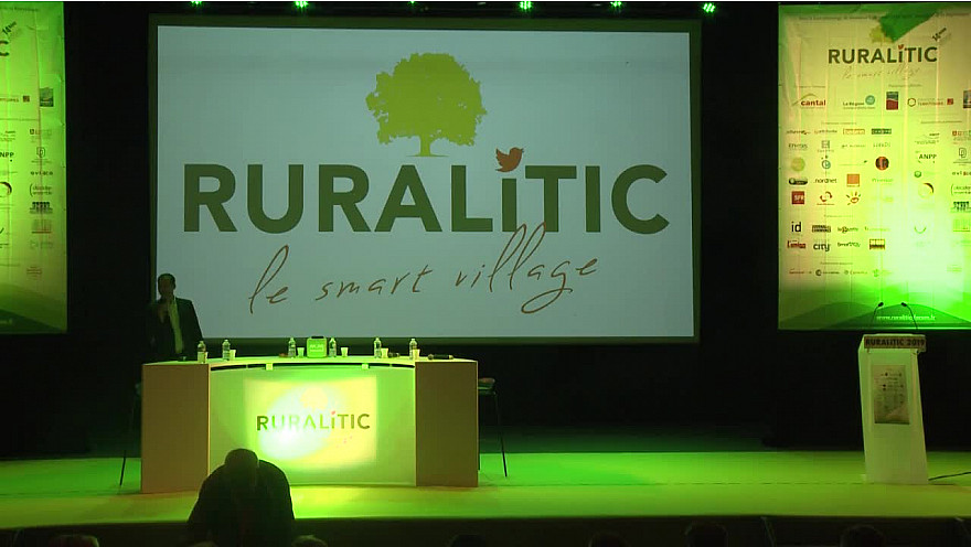 RURALITIC 2019: vidéo d' INTRODUCTION de la14ème édition de RURALITIC