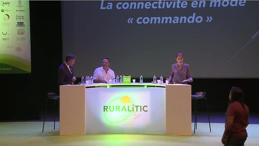 RURALITIC 2019:  La connectivité en mode « commando »