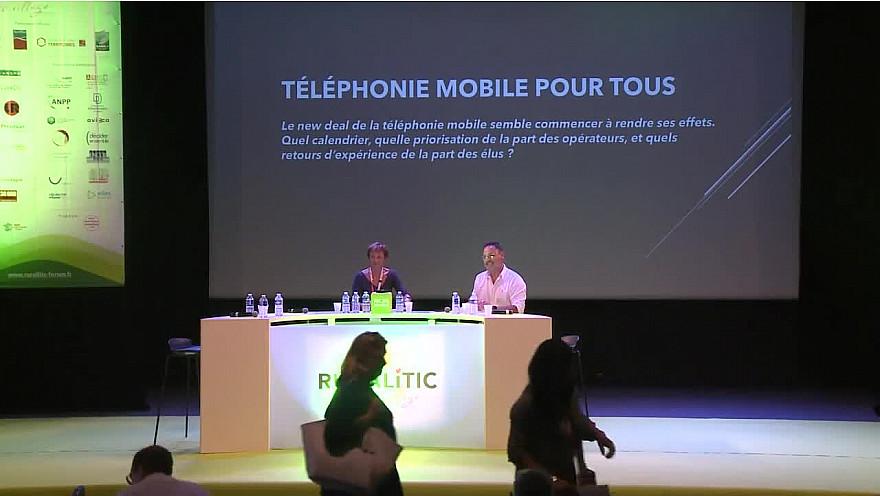 RURALITIC 2019:  TÉLÉPHONIE MOBILE POUR TOUS